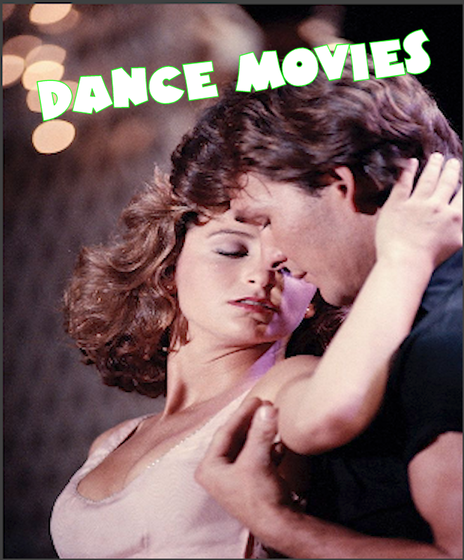 Dance Movies Page Logo