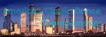 Hosuton Skyline for Americas Classic Swing Dance Championshps Event Information Page