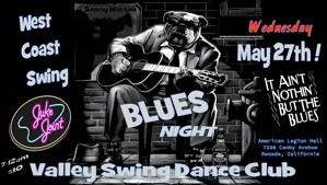 5/27/2015 ... VSDC WCS Blues Only Night... click to see our Facebook Blues Night Page