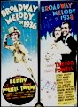 Broadway Melody of 1936 and 1938 Double DVD package