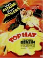 Top Hat with Fred Astaire and Ginger Rogers DVD