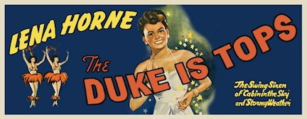 Duke Is Tops / Bronze Venus Poster
