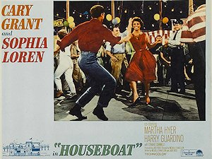 Houseboat swing dance