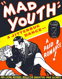 Mad Youth Poster 3