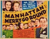 Manhattan Merry Go Round Lobby Card 3