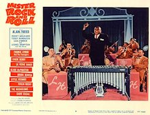 Mister Rocka and Roll Lobby Card