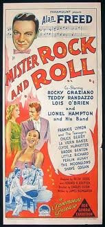 Mister Rock and Roll Poster 2