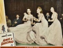 Always a bridemaid lobby card 1