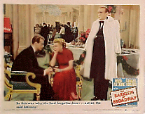Barkleys of Broadway Lobby Card
