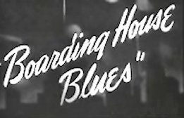 Borading House Blues Title Screen 1