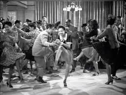 Cabin in the Sky Lindy Hop swing scene