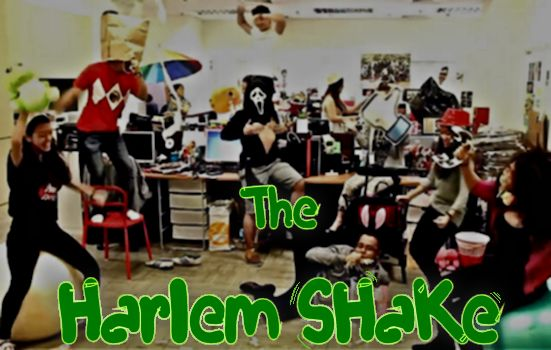 THE Harlem Shake dance 2013