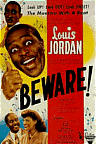 Louis Jordan in Beware