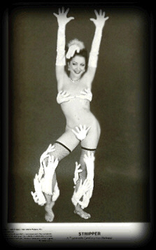 Burlesque Dancer: Miss Gio