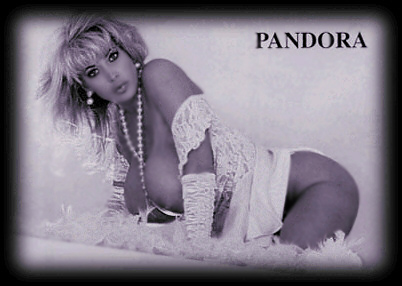 Randena Pandora vintage Burlesque dancer photo 1