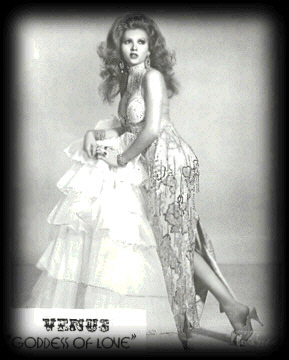 Reddi Red ' Miss T.N.T. Vintage Burlesque dancer photo 1