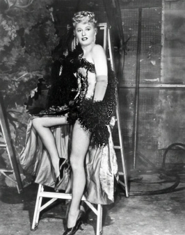 Barbara Stanwyck Vintage Burlesque Actress dancer photo 6