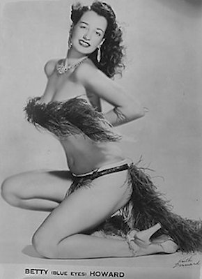 Betty Howard Burlesque