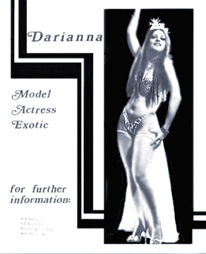 phpto of Burlesque Dancer: Darianna  ... Advertisment