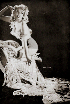 Dixie Evans - Burlesque dancer photo 1