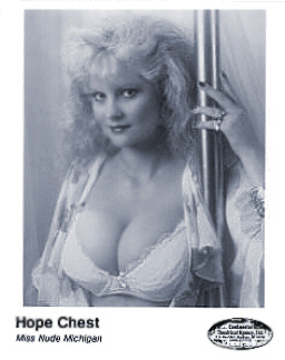 Hope Chest - Miss Nude Michigan