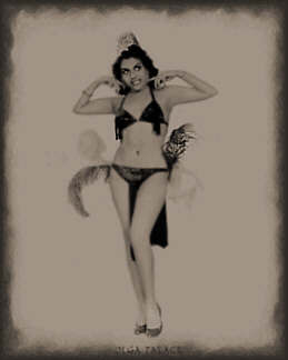 Olga Palace Burlesque Shake and Quiver dancer photo 1