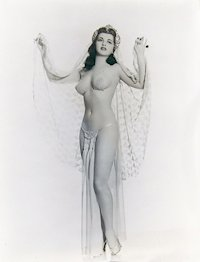 Burlesque stripper - Sherry Britton photo 1