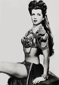 Burlesque stripper - Sherry Britton photo