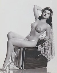 Burlesque stripper - Sherry Britton photo 4
