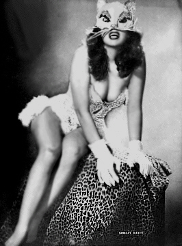 Shirley Hayes Vintage Burlesque dancer photo 1