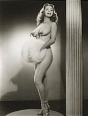 Burlesque stripper - Tempest Storm photo