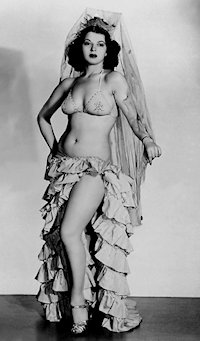 Burlesque stripper - ZORITA photo