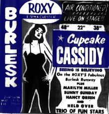 Cupcake Cassidy -  Roxy Advertisement