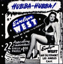 Evely West  Advertisement