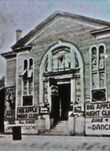 Original Big Apple Restaurant and Night Club, South Carolina. circa 1936