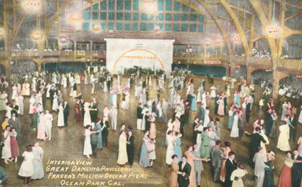 Fraser's Million Dollar Pier Ballroom