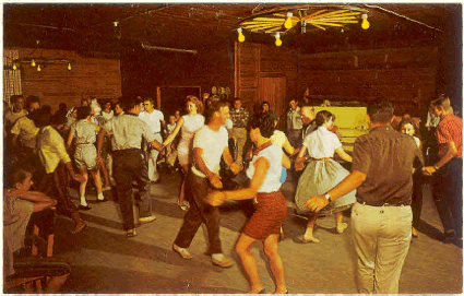 Frontier Village Dance Hall