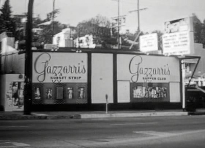 Gazzari's Super Club (aka: Broadway a Go-Go.)