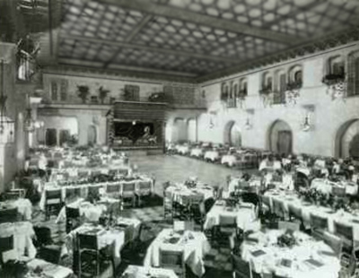 Hollywood Rosevelt Hotel Ballroom