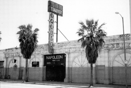 Stardust Ballroom Hollywood California