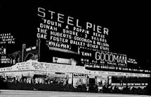 Nightclubs 'Y' : the Steel Pier (sorry no photo for Y)