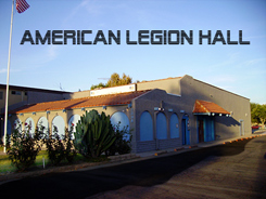 Reseda American Legion Hall Photo (in Reseda. (San Fernando Valley), Los Angeles, Caifornia.)