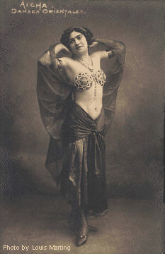 Aicha: Belly Dancer