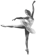 Prima Ballerina Alicia Alonso Picture