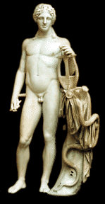 Apollo Statue By Apollonius