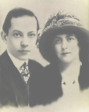 Flora and Carter de Haven