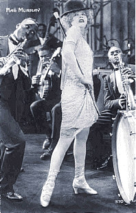 Jazzing Mae Murray