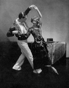 Peggy and Cortez - Tango 1927