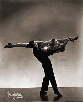 Adagio Dancers - Ralph and Lorraine