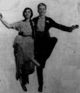 Anna Wheaton & Donald Macdonald